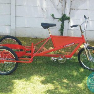 Coca-Cola Tricycle