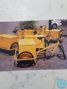 Goods Transportation Tricycle