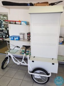 Mobile Biltong Tricycle