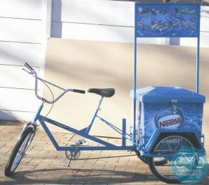 Nestle Ice-Cream Bike