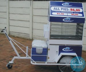 Pie City Push Cart