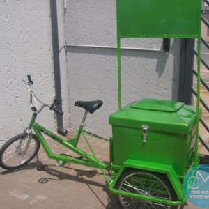 V Energy Drink Tricycle