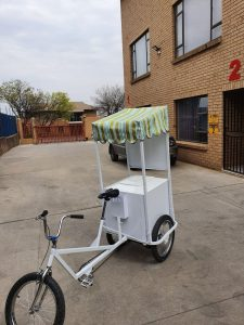 Unbranded Ice-Cream Tricycle